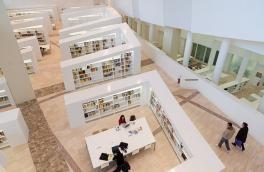Imaxes sala de lectura da BdG