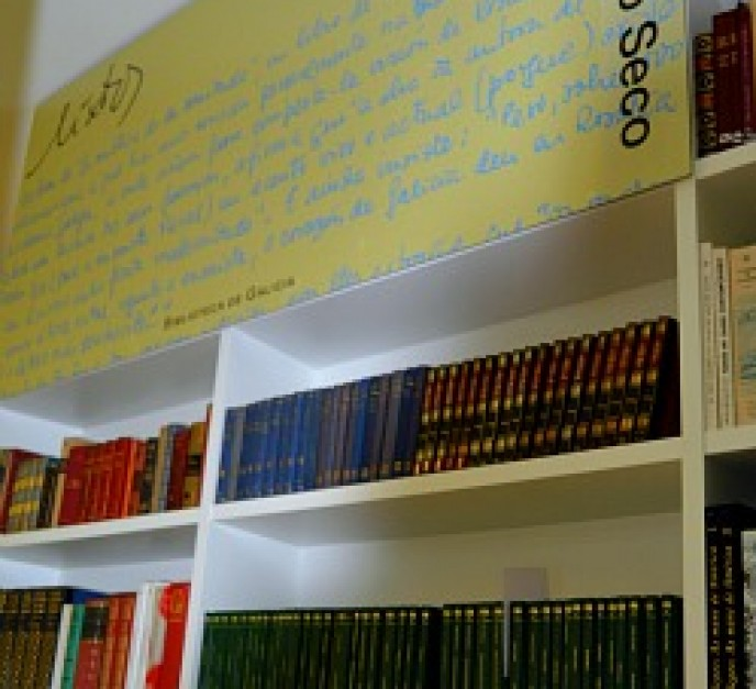 Biblioteca del autor