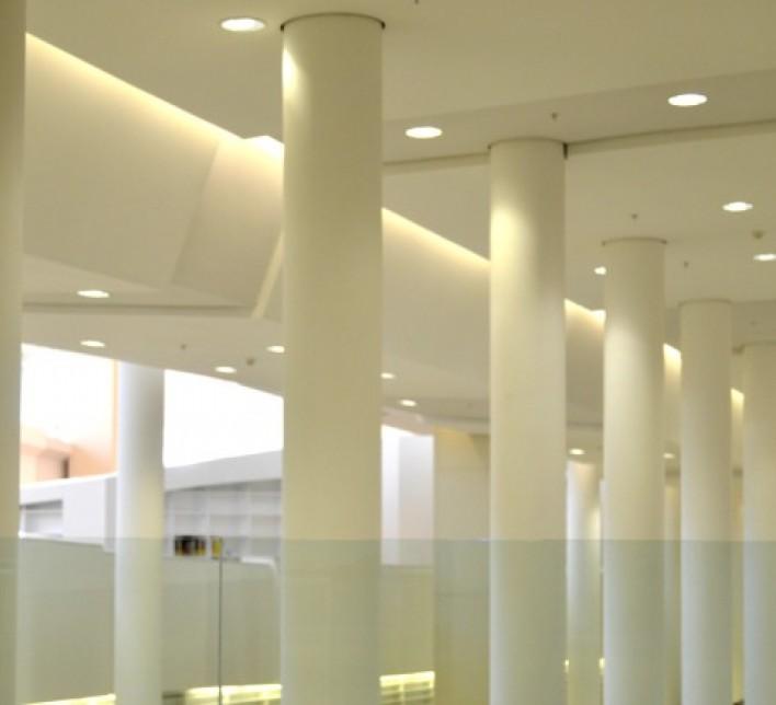 Espacio columnas