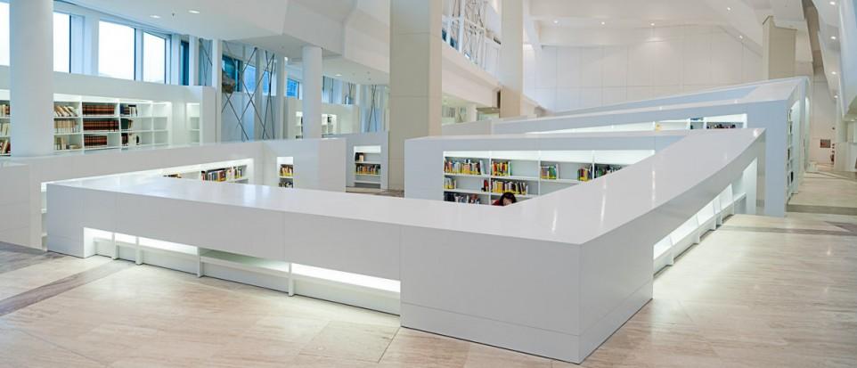 Sala de lectura
