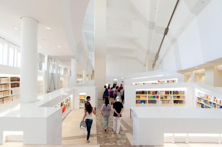 La biblioteca biblioteca de galicia for Oficina virtual xunta galicia